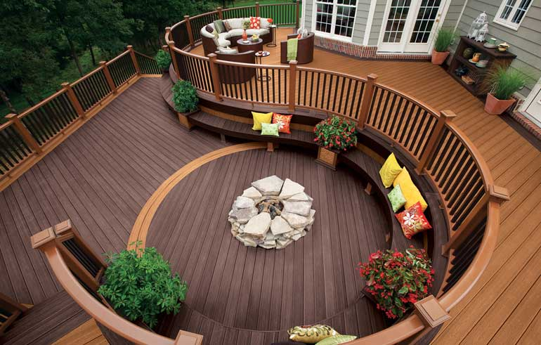 Custom Deck Design in Chicago