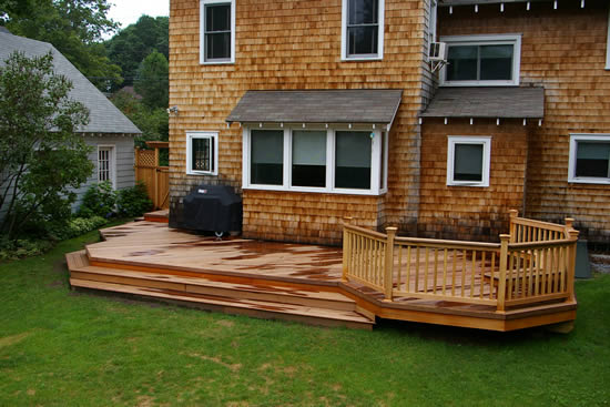Deck Builders in Oak Park IL