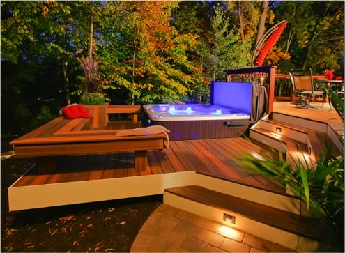 Deck Builders in Island Lake IL