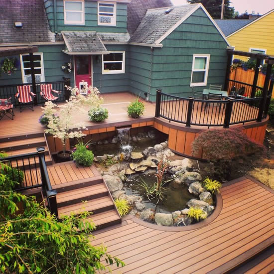 Deck Builders in Wayne IL