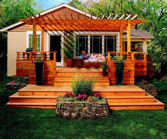 Deck Remodeling Company in Riverdale IL