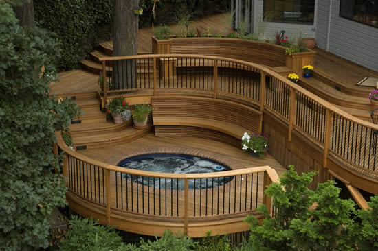 Deck Remodeling Company in Oak Park IL