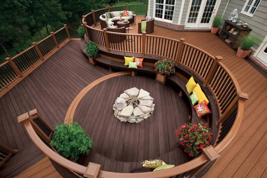 Deck Remodeling Company in Amf Ohare IL