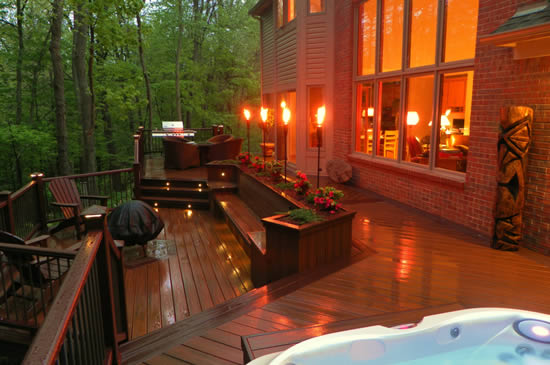 Deck Remodeling Company in Worth IL