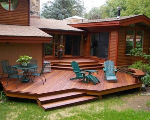 Deck Remodeling Company in Big Rock IL