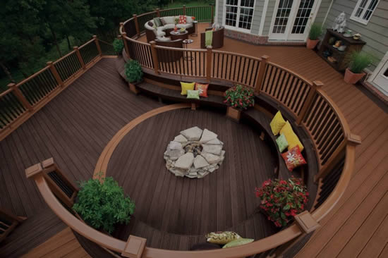 Deck Remodeling Company in Riverside IL