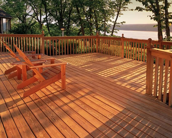 Deck Remodeling Company in Niles IL