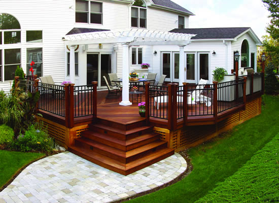 Deck Remodeling Company in Dolton IL