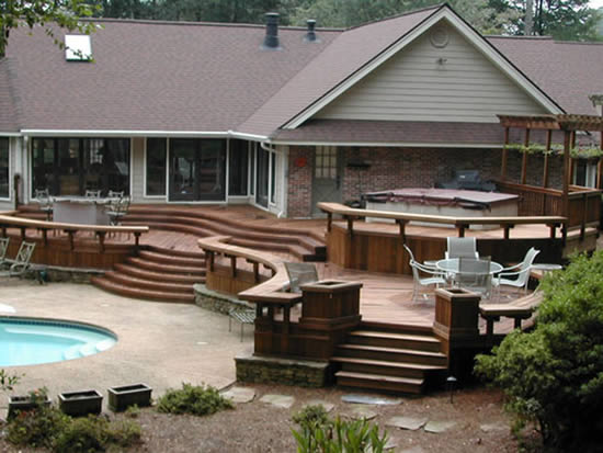 Deck Repair Contractor in Saint Charles IL