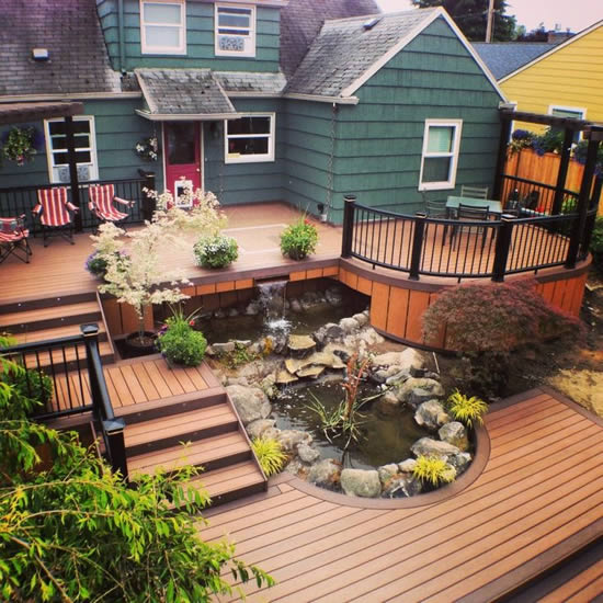 Deck Repair Contractor in Island Lake IL